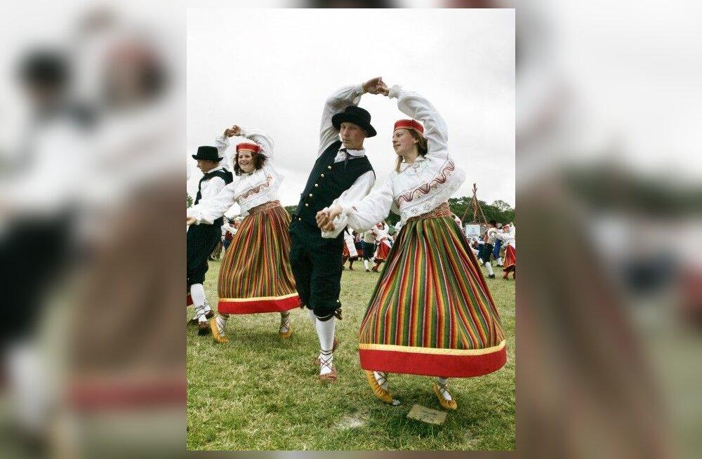 Laulu- ja tantsupidu toob Eestisse Euroopa vabatahtlikud