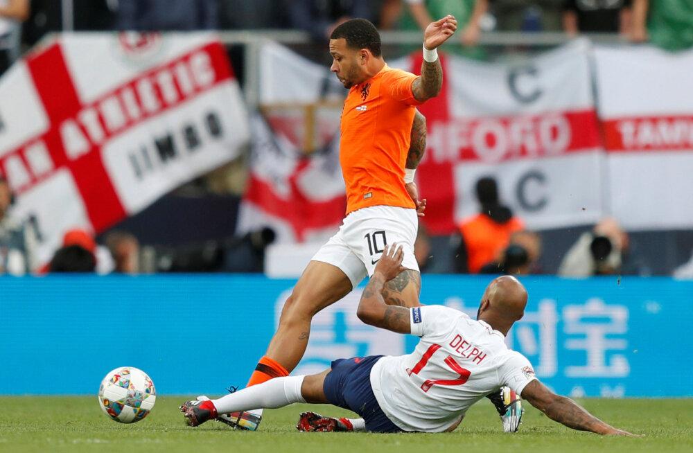 Inglismaa ja Hollandi mäng