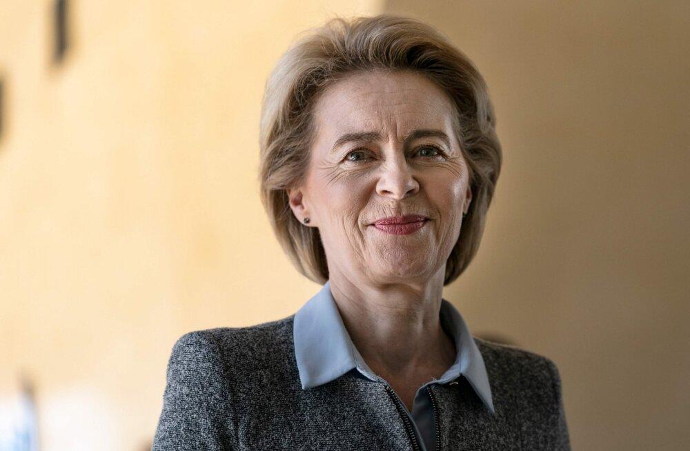 Uues Euroopa Komisjonis valitseb sugude vahel peaaegu tasakaal