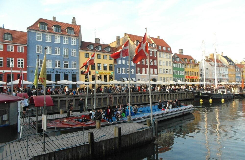 Kopenhaagen, Taani