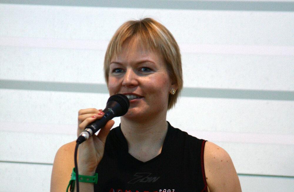 TREEENERILT HARRASTAJALE: Tiina Möll: valige mitmekülgne treening