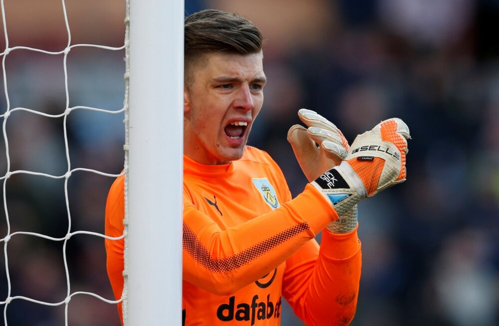 Burnley väravavaht Nick Pope