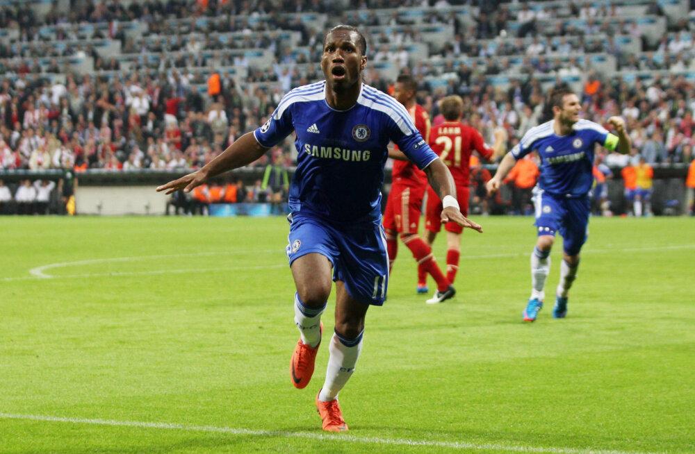 Chelsea jalgpallilegend võrdles Unitedit Chelsea 2012. aasta saavutusega: nad võivad tänavu Meistrite Liiga võita