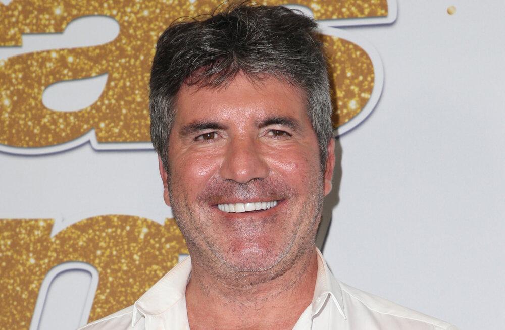 Simon Cowelli uus nägu: hiljutine kaalukaotus või hoopis üle käte läinud ilulõikused?