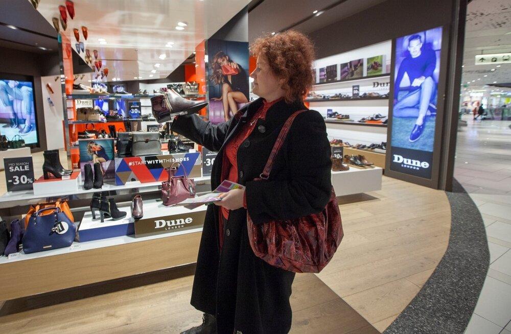 Maalehe ajakirjanik Heli Raamets