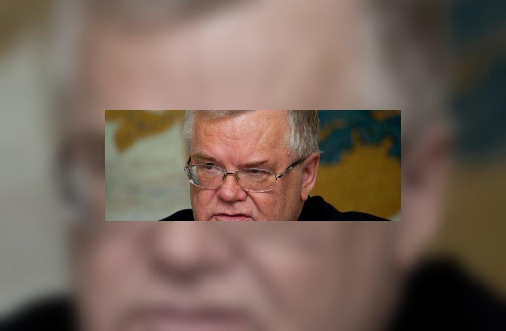 Сависаар: дни Эстонии еще не сочтены