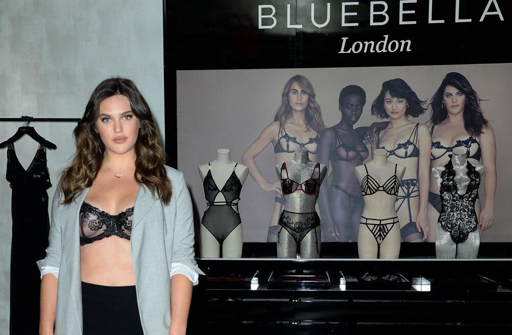 Lõpuks ometi kuulasid oma fänne? Victoria's Secret kasutas esimest korda pesureklaamis suurus 14 modelli