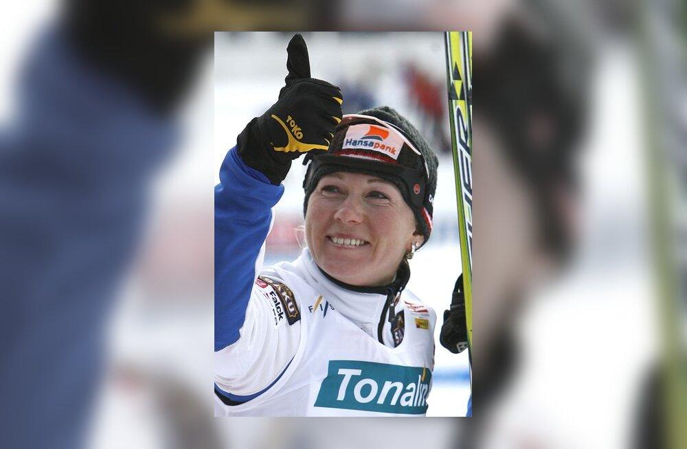 Võidukas Kristina Shmigun Lahti MK-etapil