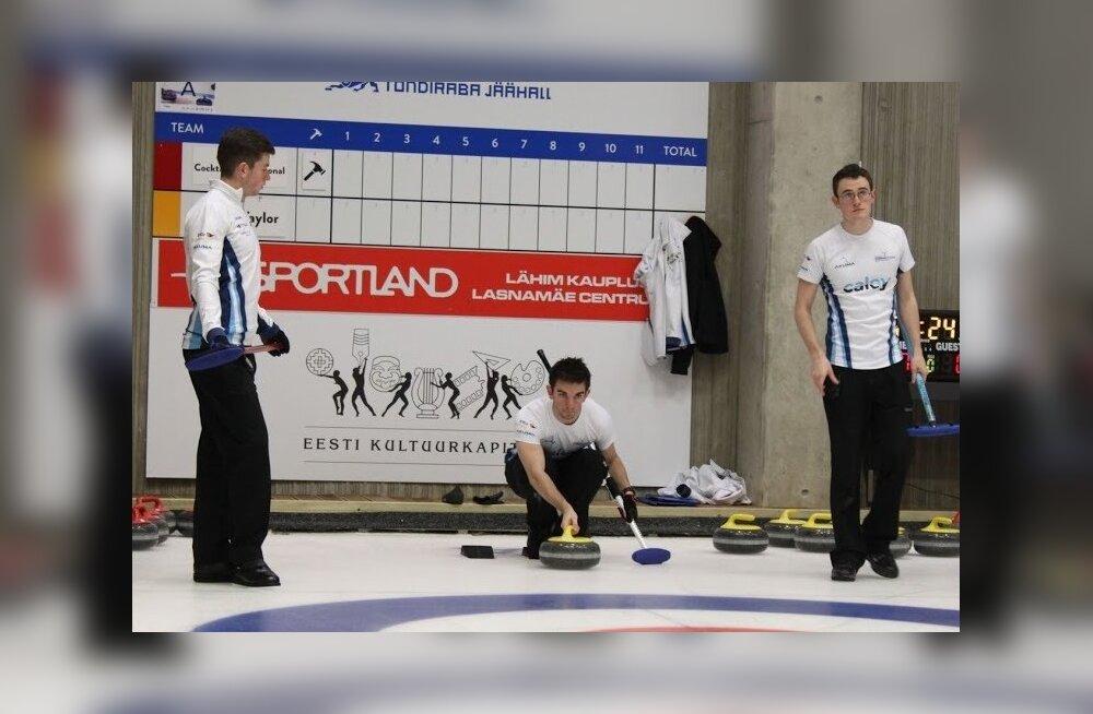 Šotimaa curlingumeeskond