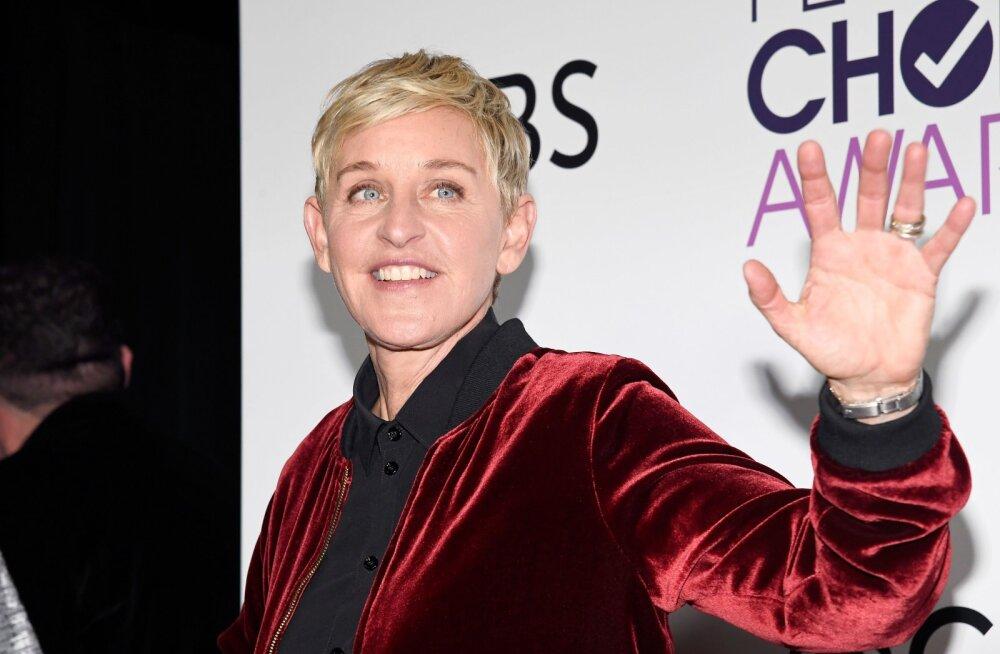 VIDEO | Vaeseke! Ellen DeGeneres ei pääse kodust liikuma