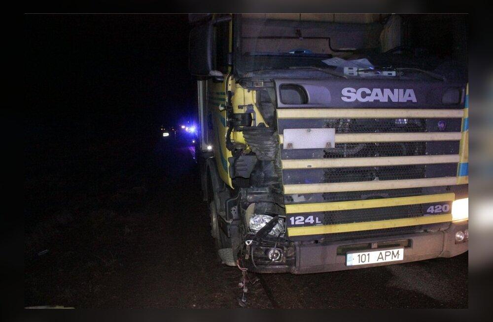 Õnnetus Tallinna ringteel