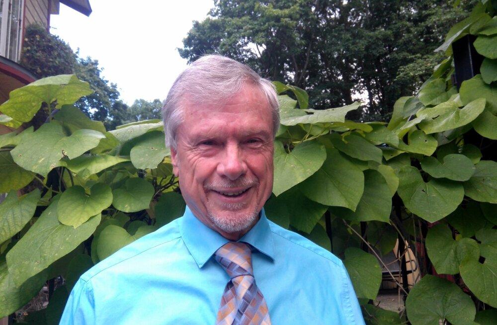 Colin P. Sisson: avasta endas see, mis võtab sult vabaduse