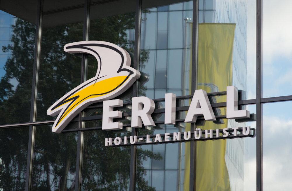 ERIAL задает новые стандарты качества среди кредитно-сберегательных обществ в Эстонии