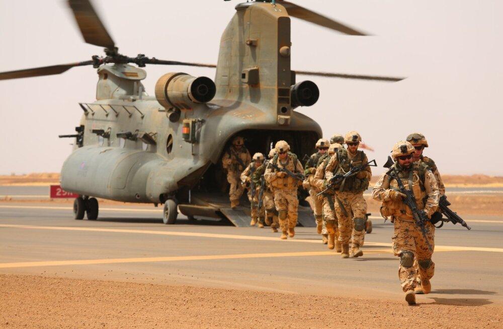 ESTPLA-30 kopteritreening Malis
