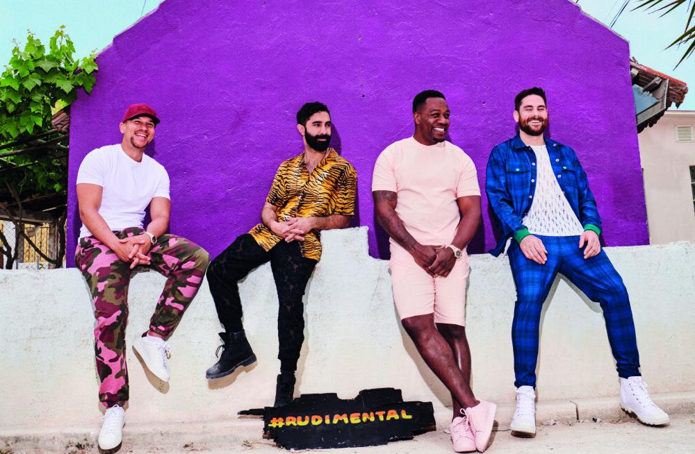 Rudimental esitleb homme Kultuurikatlas uut albumit