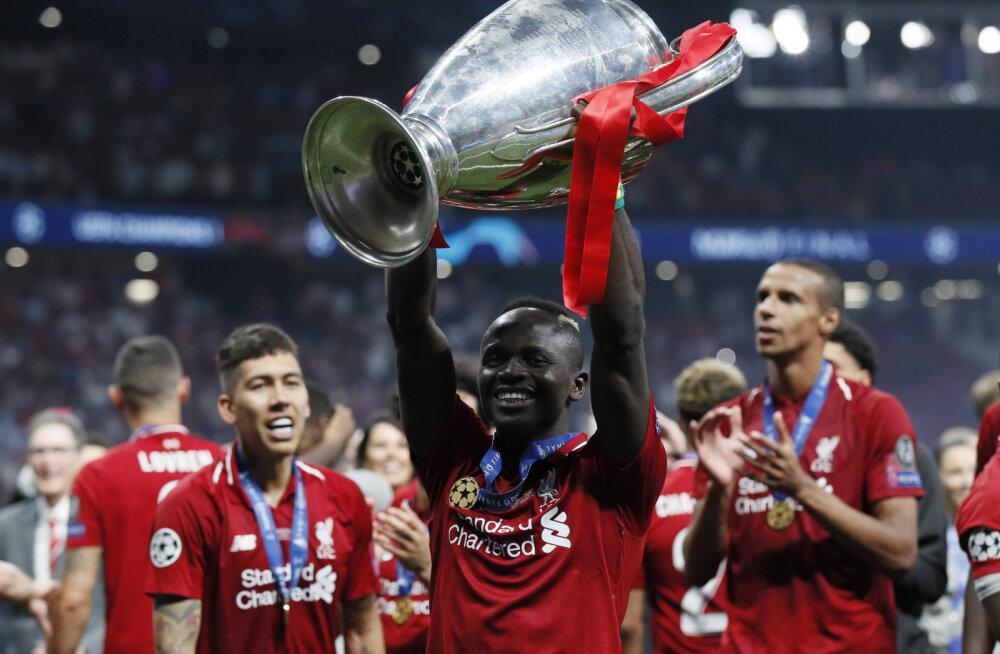 Liverpooli täht on koondise nimel valmis loobuma Meistrite Liiga karikast