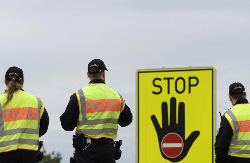 Saksa politsei tabas mõrva eest tagaotsitava eestlase