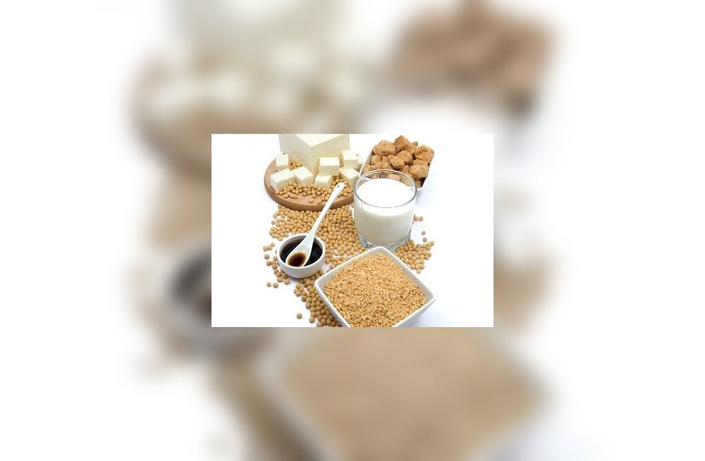 Soja — terve pere toit