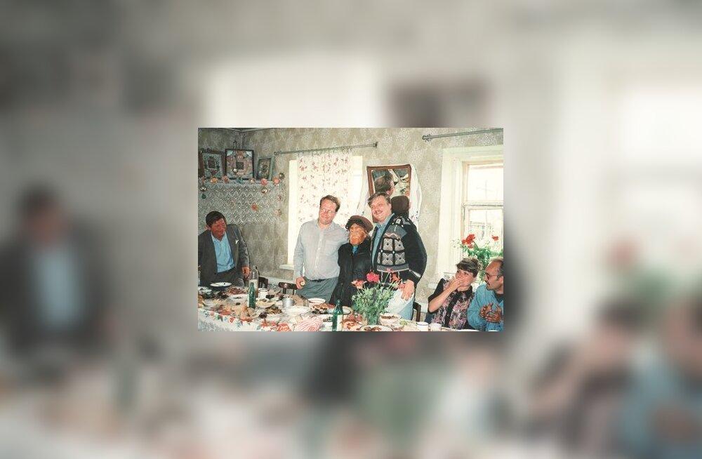 Külaskäigud soome-ugri rahvaste juurde: hommikul kell 8 viin laual