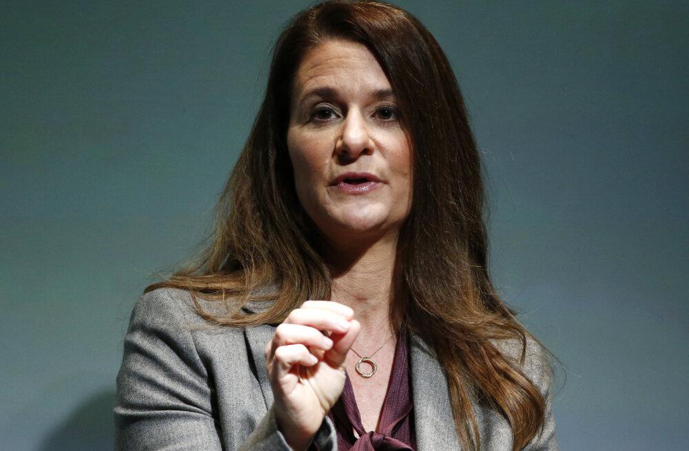 Melinda Gates: vaktsiini valmimiseni läheb veel vähemalt poolteist aastat
