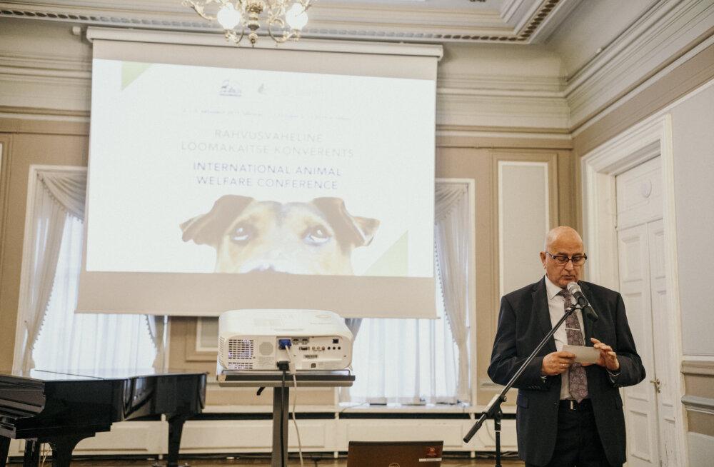 Loomakaitse konverentsil osales üle 100 inimese viiest riigist