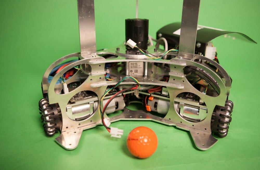 Robot Nugis