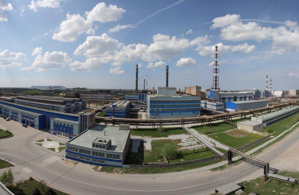 Vene tehas reostas Läänemerd fosfaatidega kaks korda enam kui terve Soome riik kokku