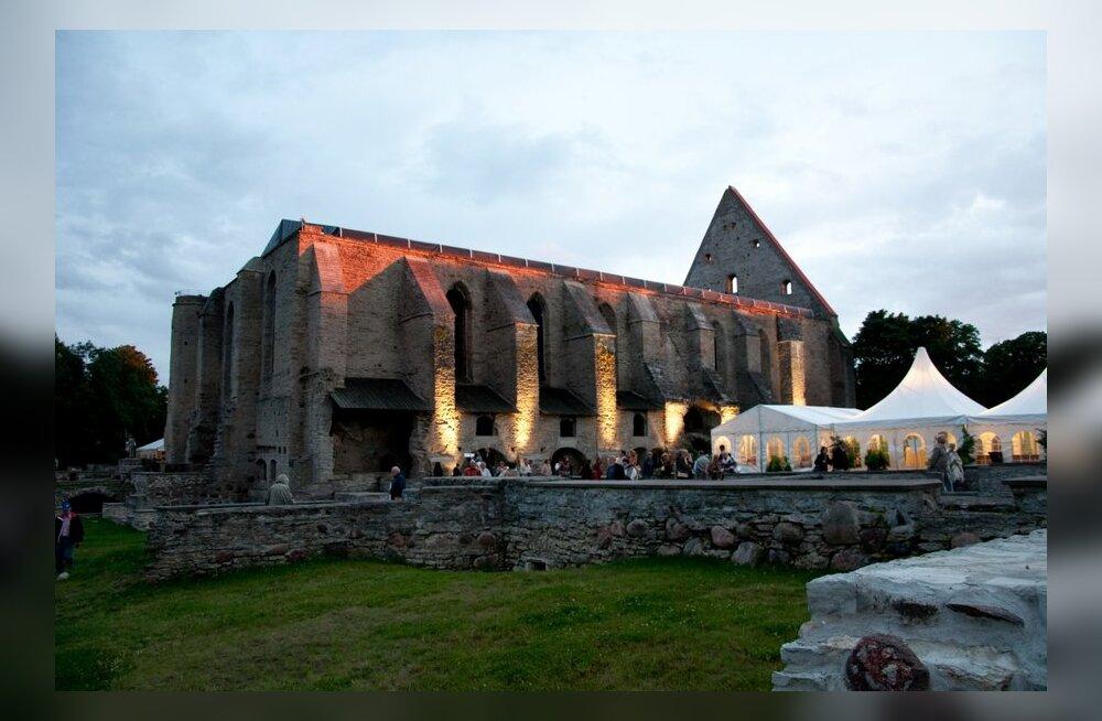 1577: Pirita klooster purustati venelaste poolt lõplikult