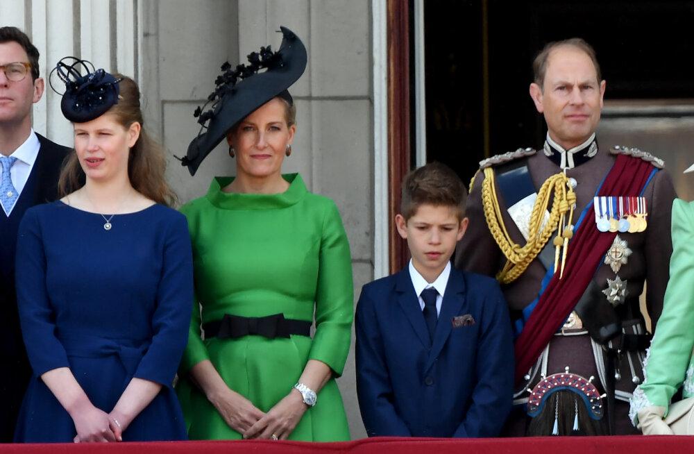 Krahvinna Sophie harukordne intervjuu oma lastest: vanaema on vanaema, mitte kuninganna