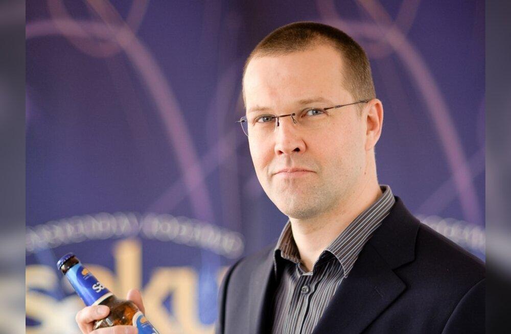 Saku Õlletehase juht: euro viis Soome Euroopa kaardile
