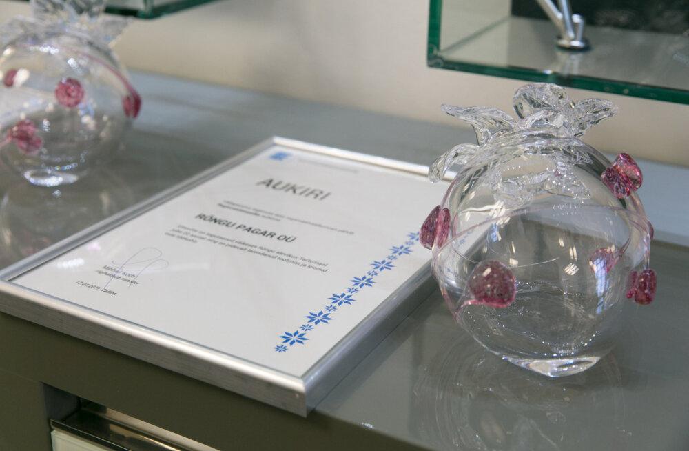 Algas kandideerimine Regionaalmaasika auhinnale