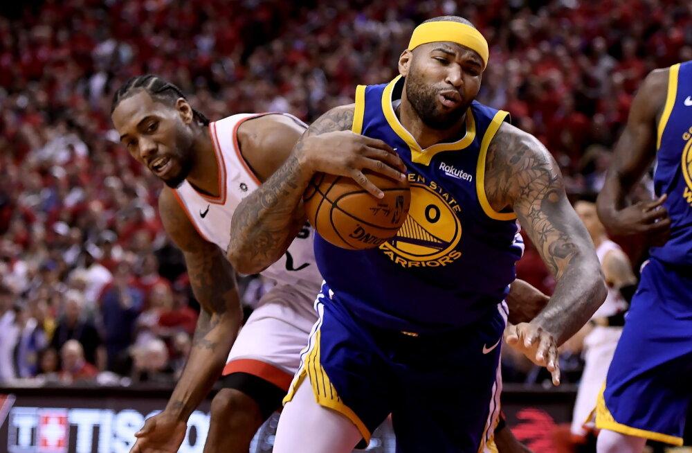 Kawhi Leonardist ilma jäänud Lakers sai lohutusauhinnaks nimeka tsentri