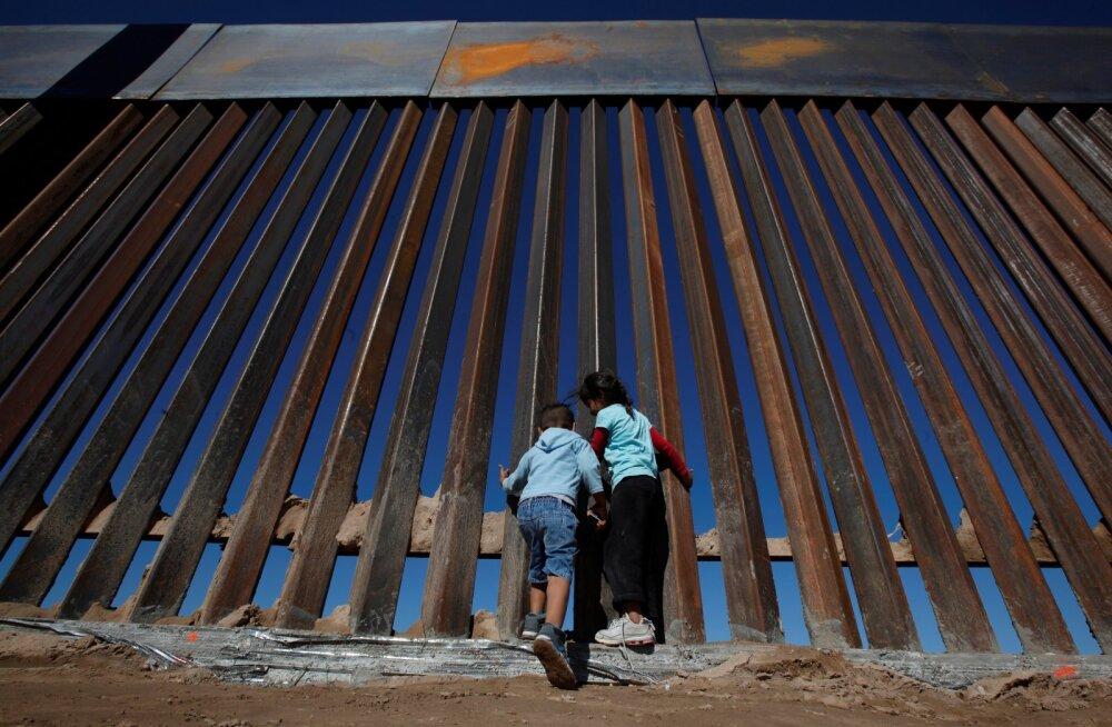 Suur Ameerika Müür ehk nõudku Trump palju nõuab, mehhiklased ei maksa