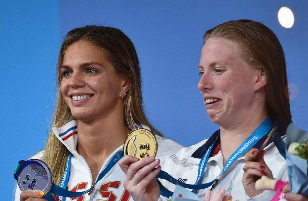 Olümpiavõitja ujumise MM-i eel: kõik teavad, et me võistleme dopingusööjate vastu