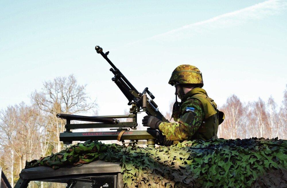 """Välkõppus """"Okas 2019"""": valitsus kutsub sinna lisaks veel ligi 1500 reservväelast"""