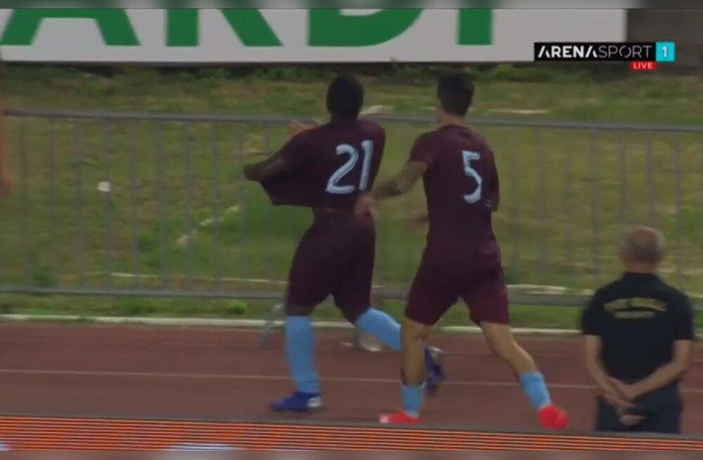 VIDEO | Malta klubi imeline edasipääs eurosarjas, peaosas suurepärane käärlöök ja viimase sekundi värav