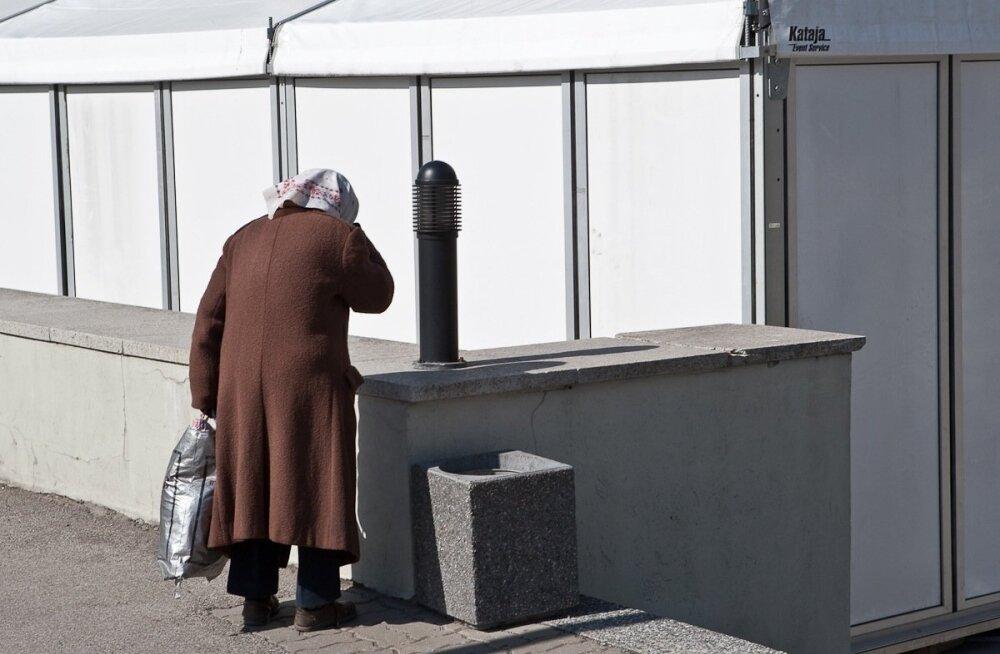Vaene pensionär