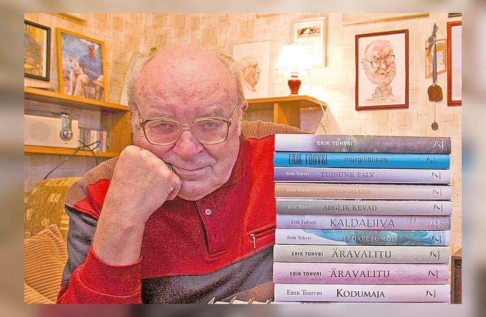 Vanameister Erik Tohvrile annab teemasid elu ise