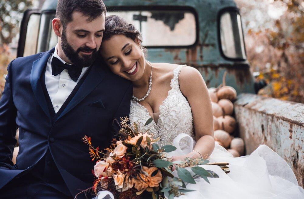 Kui palju sina oma pulmadest mäletad? Tuleb välja, et mehed ei mäleta tavaliselt suurt midagi