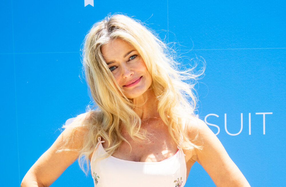 KLÕPS | 55-aastane supermodell jagas meigivaba pilti: olen väga ebakindel oma välimuse osas