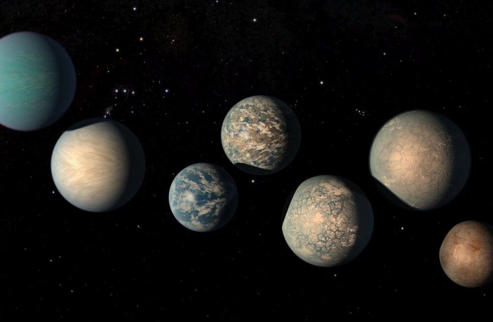 Naissaare poisi leiutis aitab teiste tähtede juures planeete otsida