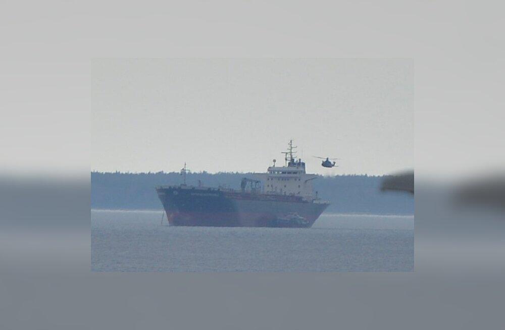 Kaubalaev. Foto on illustratiivne
