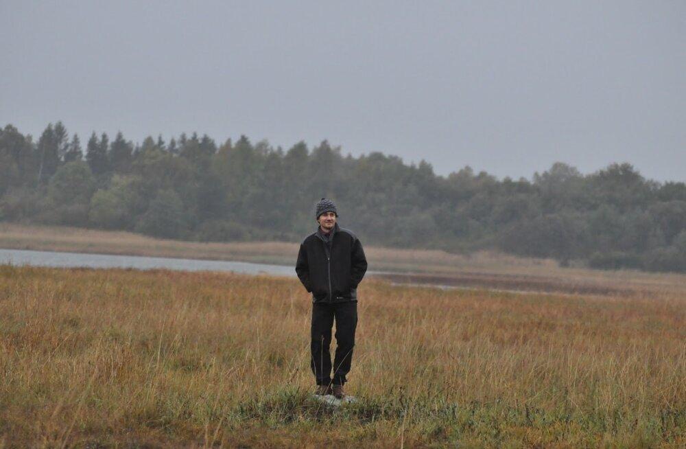 Tiit Mansberg laiendab oma suguvõsa talus mahetootmist.