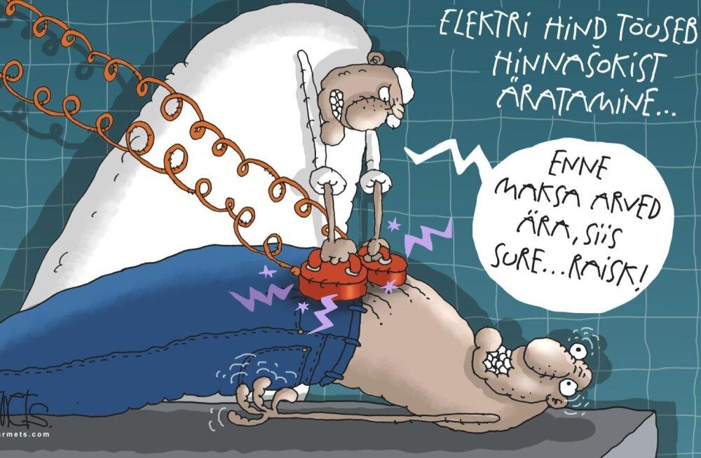 Elektri hind tõuseb. Hinnašokist äratamine