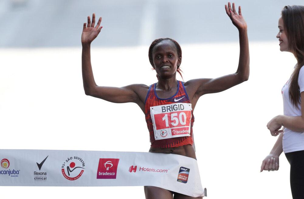 Keenia maratoonari maailmarekordini aidanud Nike'i tossud keelustatakse