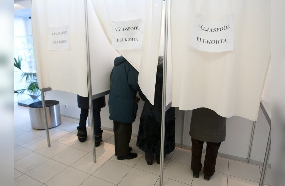 Siseministeerium: valimisvabaduse rikkumine toob karistuse