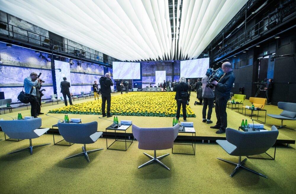 Digitaalvaldkonna tippkohtumine Tallinnas