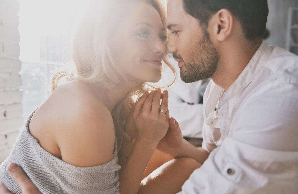 Seitse imelist asja, mis juhtuvad su kehaga, kui sa armud