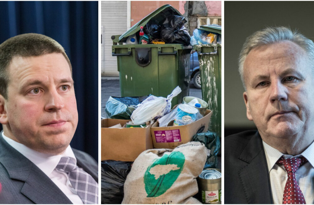 Jüri Ratas Arvo Sarapuust: minu teada ei ole ühtki süüdimõistvat otsust, mis ütleks, et ta on seotud korruptsiooniga