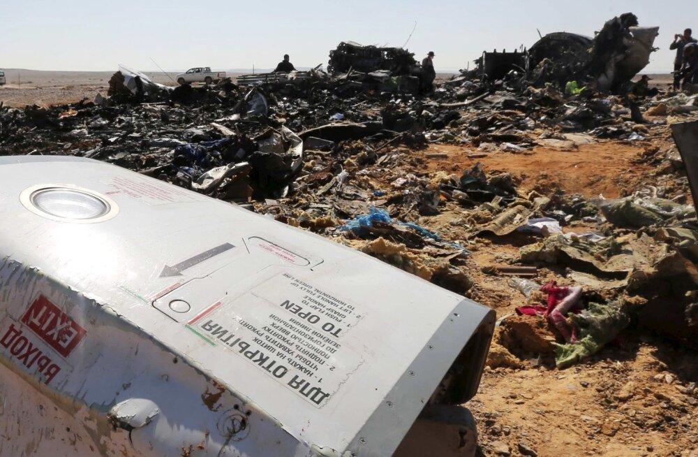 Lennukatastroof Egiptuses
